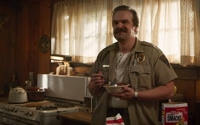 Hopper (David Harbour)