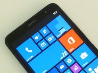 Lumia 1320 roda Windows Phone 8