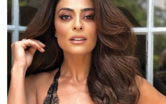 Juliana Paes namorou Marcelo Castioni