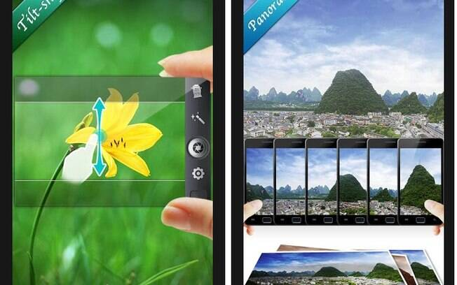 Wondershare Panorama para Android