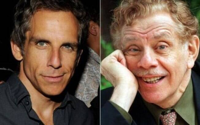Ben Stiller e Jerry Stiller