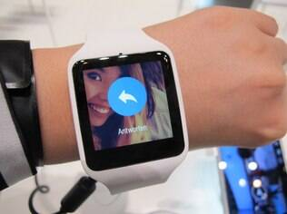 SmartWatch 3 roda Android Wear