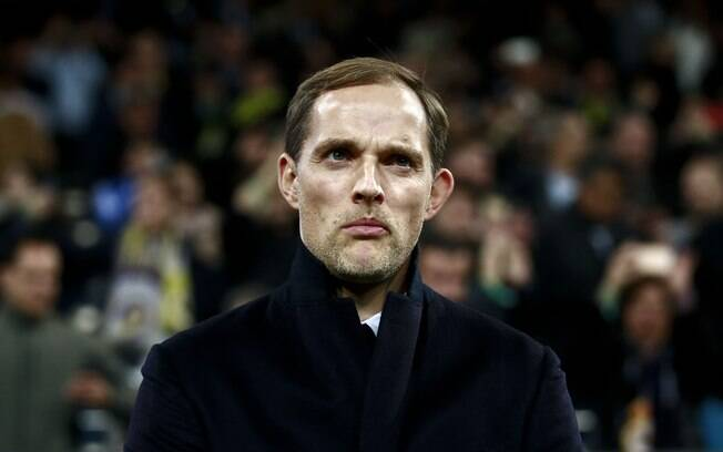 Thomas Tuchel vai assumir a equipe do Paris Saint-Germain