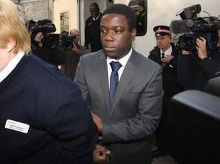 O ex-operador do UBS Kweku Adoboli