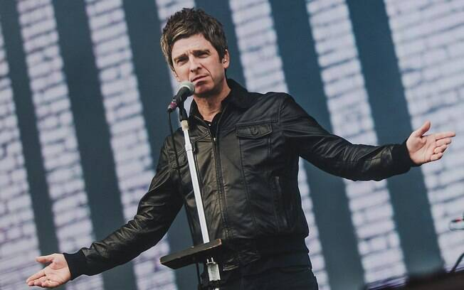 Noel Gallagher no Lollapalooza 2016
