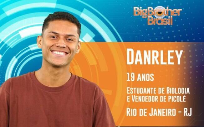 Danrley, participante do