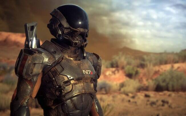 Mass Effect: Andromeda será lançado para PS4, Xbox One e PC