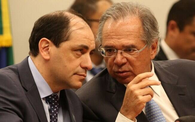 waldery e paulo guedes