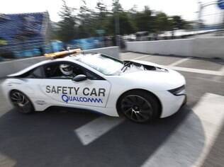 Safety Car tem tecnologia Qualcomm Halo