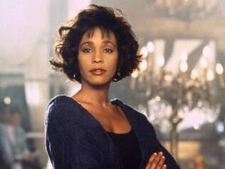 Whitney Houston em 'O Guarda-Costas'