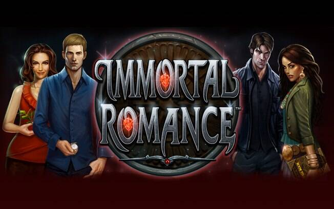 Immortal Romance está no Cassino Online