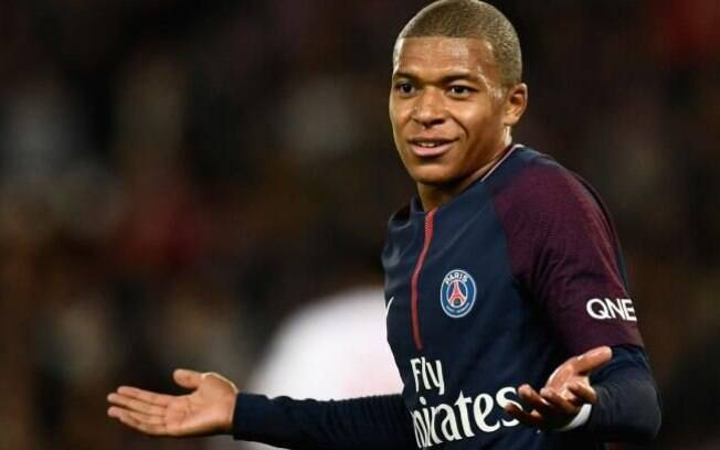 Kylian Mbappé de saída do Paris Saint-Germain para o Manchester United?