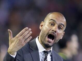 Guardiola, ex-técnico do Barcelona