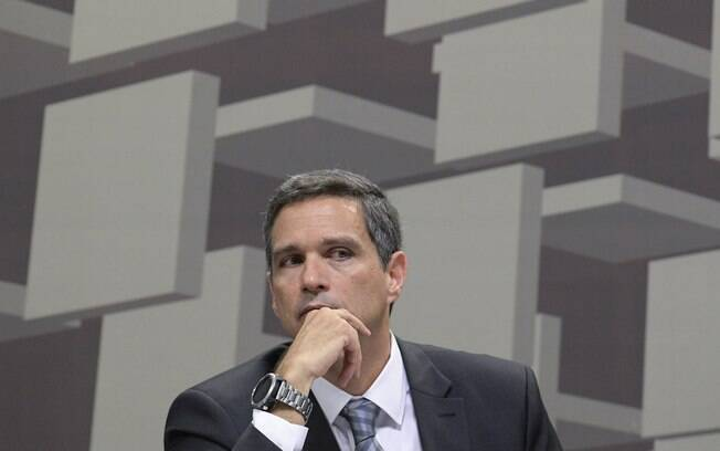 Roberto Campos Neto, presidente do Banco Central