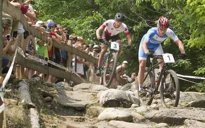 Mountain bike: chances remotas para o Brasil no Mundial