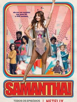 Cartaz original de Samantha!