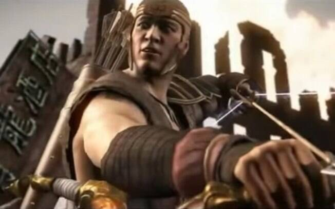 Kung Jin, personagem de Mortal Kombat X