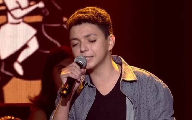 Wagner Barreto é o vencedor do The Voice Kids Brasil