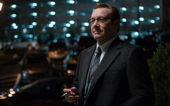 Kevin Spacey em cena do filme