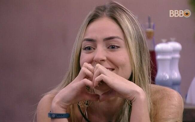 Paula se revela como a grande personagem do BBB 19