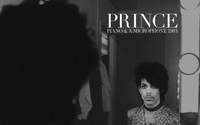 Capa do novo álbum de Prince