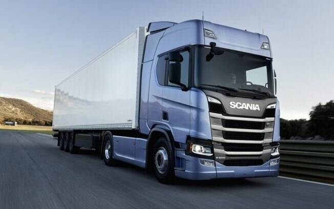 Scania Electric