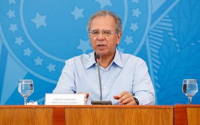 Paulo Guedes CPMF
