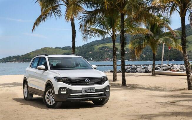 VW T-Cross branco