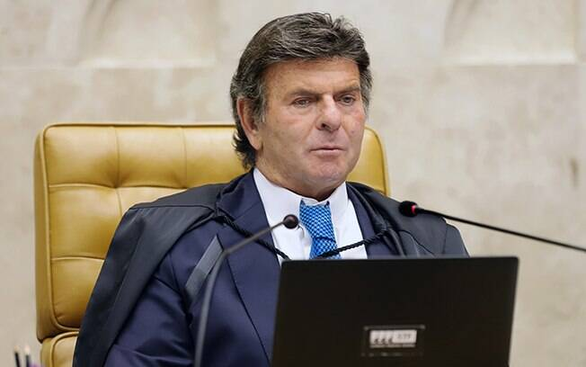 Ministro Luis Fux, presidente do Supremo Tribunal Federal
