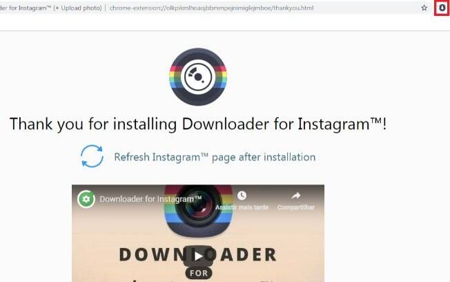 Print do Downloader for Instagram