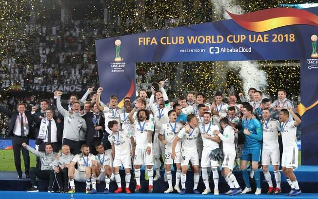 real madrid no mundial de clubes 2018