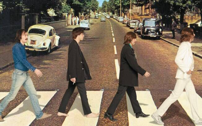 Banda cover dos Beatles agita festa no reality
