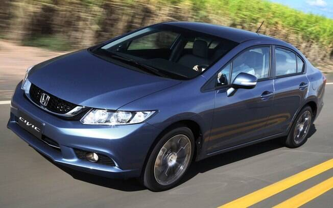 Honda Civic EXR