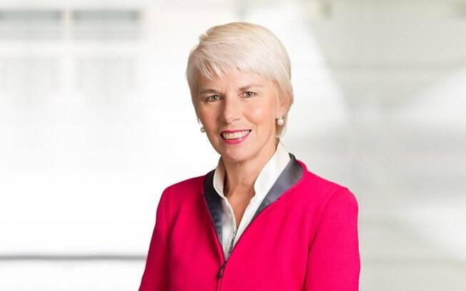 Gail Kelly, membro do G30 e ex-CEO da Westpac