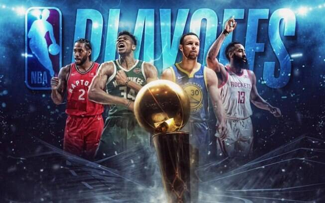 logo playoffs da nba