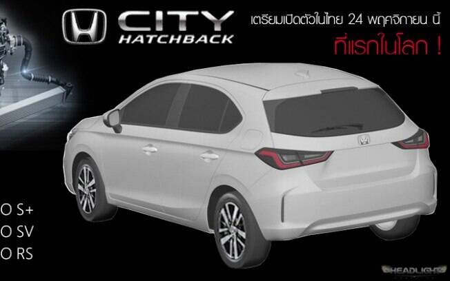 Honda City Hatch