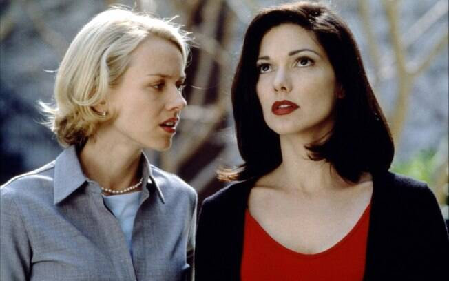 Naomi Watts, Laura Harring, em