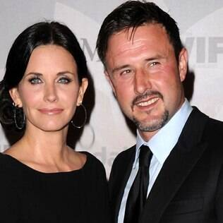 Courteney Cox e David Arquette
