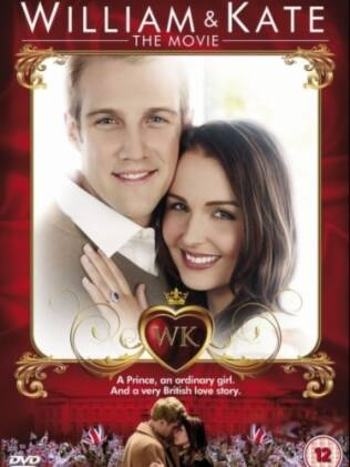William & Kate: the Movie DVD