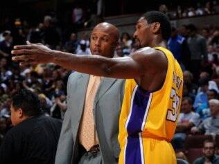 Brian Shaw, assistente-técnico do Lakers