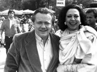 Gianfrancesco Guarnieri e Fernanda Montenegro em