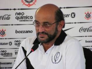 Luís Paulo Rosenberg, diretor de marketing do Corinthians