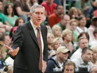 Jerry Sloan, ex-treinador do Jazz