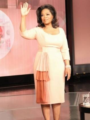 Oprah se despede do programa