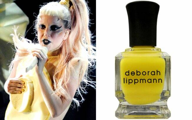 Lady Gaga usa Yellow Brick Road, da Deborah Lippmann
